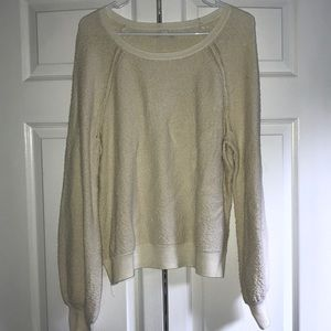 American Eagle Outfitters Balloon Sleeve Sweater